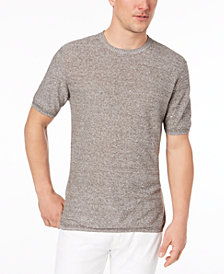 Tasso Elba Island Men's Knit T-Shirt, Created for Macy's