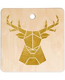 Nick Nelson Deer Cutting Board