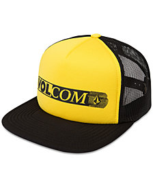 Volcom Juniors' Liberate Mesh-Back Cap