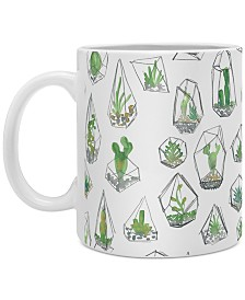Deny Designs Dash and Ash I like Plants Coffee Mug