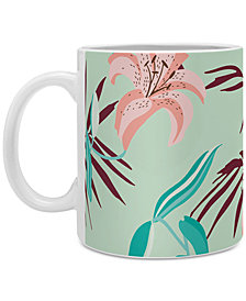 Deny Designs Holli Zollinger Tiger Lily Coffee Mug