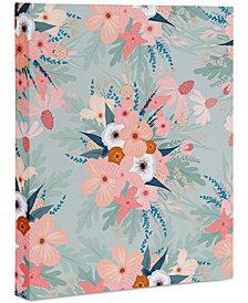 "Deny Designs Iveta Abolina Ada Garden Art Canvas 8x10"""