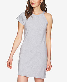1.STATE One-Shoulder T-Shirt Dress