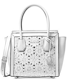 MICHAEL Michael Kors Mercer Studio Medium Messenger Crossbody