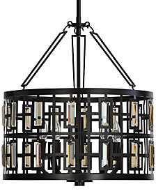 Uttermost Rhombus 5-Light Pendant