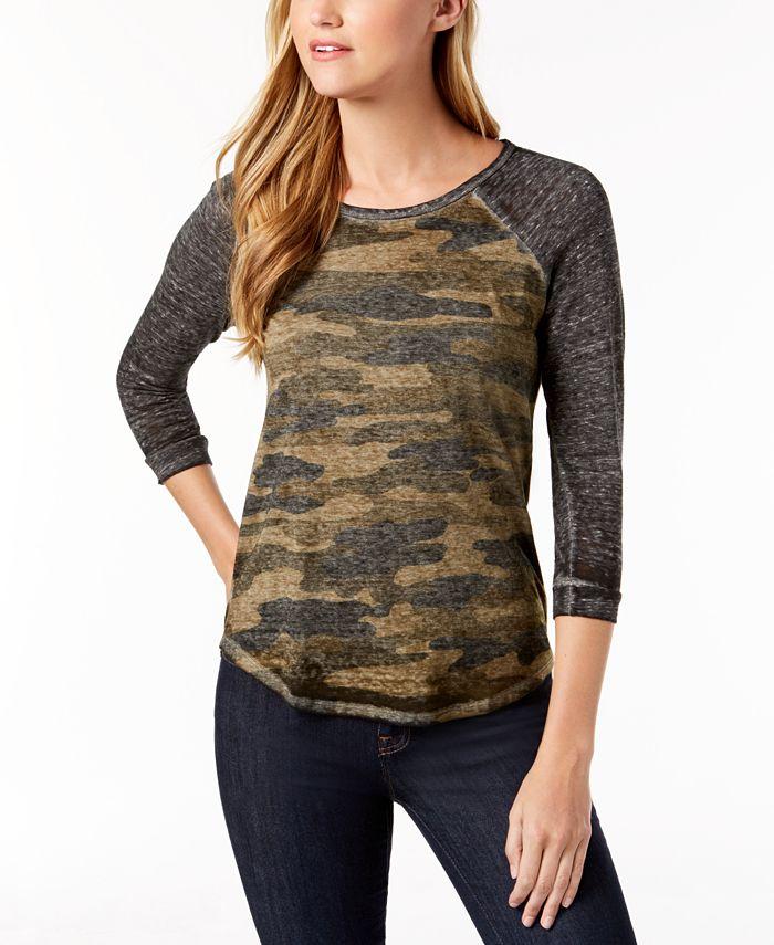 Lucky Brand - Camo T-Shirt