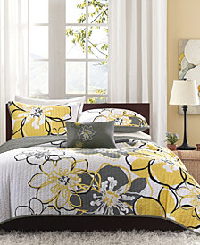 Mi Zone Allison 4-Pc. Full/Queen Coverlet Set