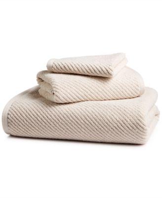 Malaga Cotton Textured Bath Towel
