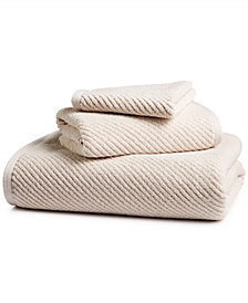 Kassatex Malaga Cotton Textured Wash Towel