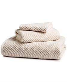 Cassadecor Marbella Cotton Textured Wash Towel