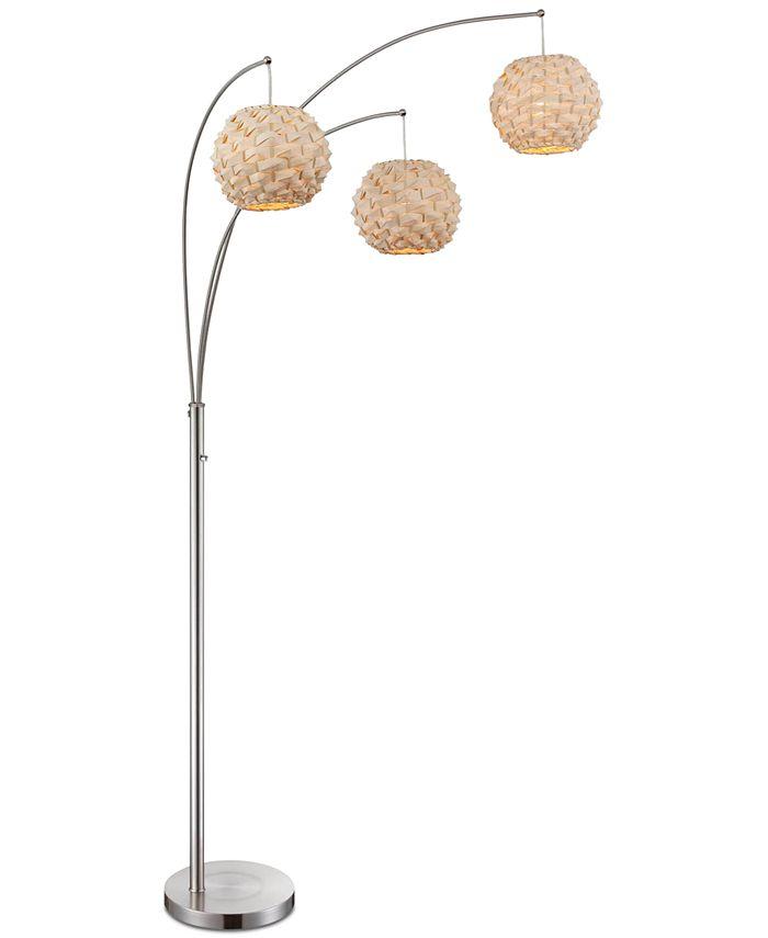 Lite Source - Linterna 3-Light Floor Lamp