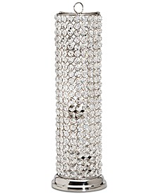 "Lighting by Design Glam Crystal 20"" Tealight Holder"