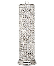 "Godinger Lighting by Design Glam Crystal 20"" Tealight Holder"