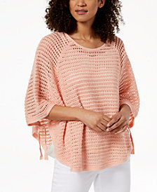 Eileen Fisher Organic Linen Sweater
