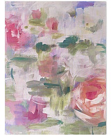 Graham & Brown Abstract Blossoms Canvas Print