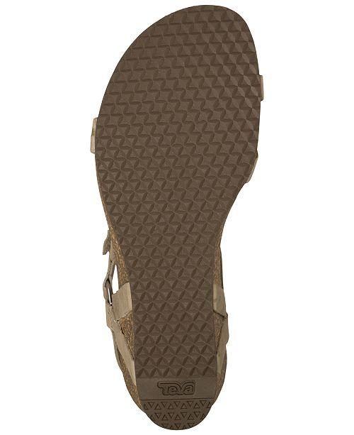 3f0c003a7aea Teva Women s Ysidro Universal Wedge Sandals   Reviews - Sandals ...