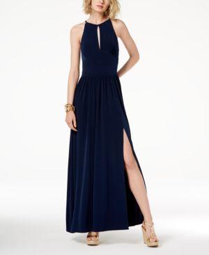Michael Michael Kors Keyhole Maxi Dress 5741270