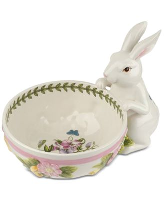 Botanic Garden Terrace Bunny Candy Bowl