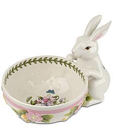Portmeirion Botanic Garden Terrace Bunny Candy Bowl