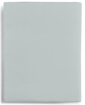 Image of Martha Stewart Collection Solid Open Stock 400 Thread Count Twin Fitted Sheet, Created for Macy's Bedding
