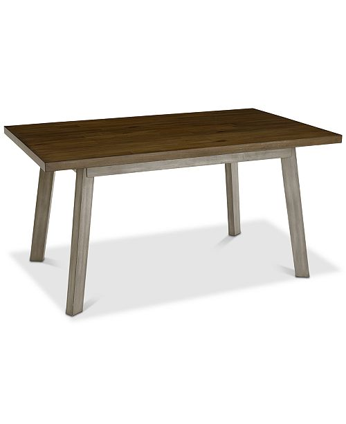 Macys Furniture Showroom: Furniture Fairhaven Dining Furniture Table, Created For