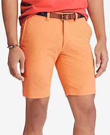 Polo Ralph Lauren Men's Stretch Slim-Fit Chino Shorts
