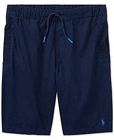 Polo Ralph Lauren Pull-On Cotton Shorts, Big Boys