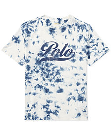 Polo Ralph Lauren Dyed Cotton T-Shirt, Big Boys