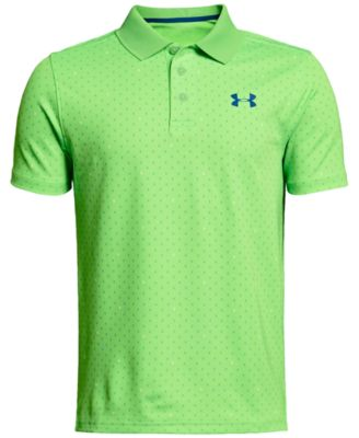 Image of Under Armour Performance Polo, Big Boys