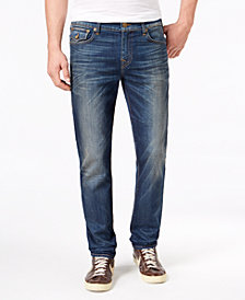 True Religion Men's Renegade Skinny Fit Stretch Jeans
