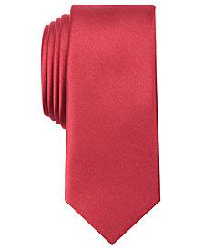 Original Penguin Men's Larsson Solid Skinny Tie