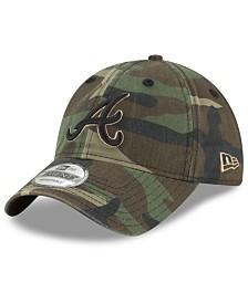 New Era Atlanta Braves Camo Core Classic 9TWENTY Cap