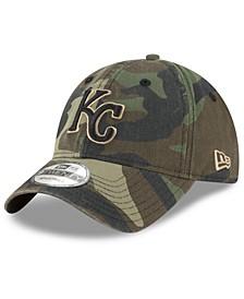 Kansas City Royals Camo Core Classic 9TWENTY Cap