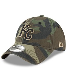 New Era Kansas City Royals Camo Core Classic 9TWENTY Cap