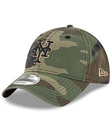 New York Mets Camo Core Classic 9TWENTY Cap