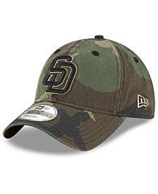 New Era San Diego Padres Camo Core Classic 9TWENTY Cap