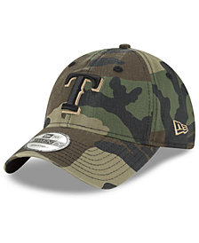 New Era Texas Rangers Camo Core Classic 9TWENTY Cap