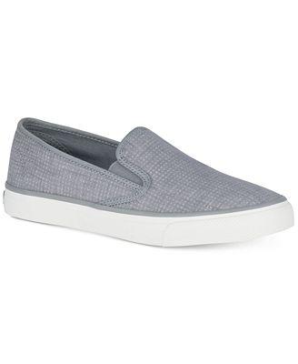 Sperry Women's Seaside Memory Foam Slip-On Sneakers Women's Shoes
