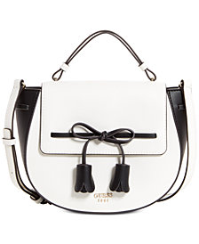 GUESS Leila Top Handle Satchel