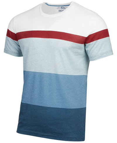 American Rag Men's Colorblocked T-Shirt, Created for Macy's
