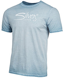 Silver Jeans Co. Men's Logo T-Shirt
