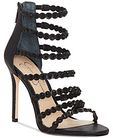 Jessica Simpson Jezalynn Dress Sandals