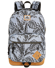 Steve Madden Floral Dome Backpack