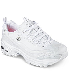 Skechers Women's D'Lites - Fresh Start Walking Sneakers from Finish Line