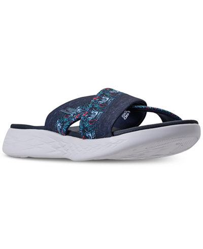 Skechers Women's On The Go 600 - Monarch Athletic Sandals from Finish Line lPGqK