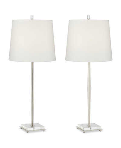 Pacific coast steve table lamp set of 2