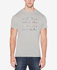 Original Penguin Men's Foosball Graphic-Print T-Shirt