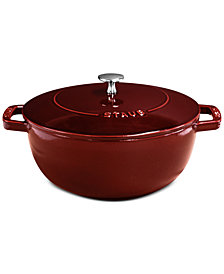 Staub Cast Iron 3.75-Qt. Essential French Oven