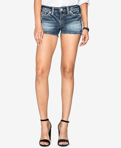 Silver Jeans Co. Tuesday Denim Shorts