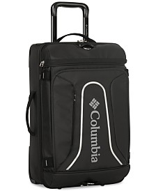 "Columbia Northern Range 21"" Wheeled Carry-On & Duffel"
